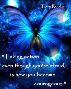 ~ Tony Robbins