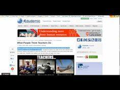 grade teacher, school, pinterest in the classroom, an education, teacher resourc, sassi classroom, edudem, video