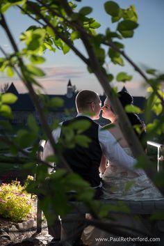 Northern Michigan Wedding Venue Castle Farms Knights Castle West Garden Room Photography | Jessica + Scott photo by Paul Retherford #weddingidea #weddinginspiration #weddingday #ido #wedding #castlefarms #puremichigan #charlevoix #castle #love