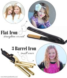 Tips to Share for Back to School Hair! @smpliving #nomoretangles