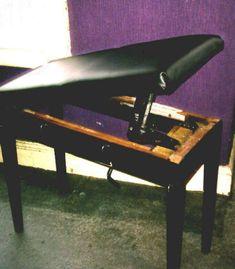 DIY Inclining Punishment Bench