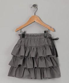 LOVE ruffle skirts!
