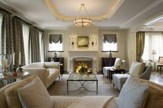 interior design, living room layouts, living rooms, tradit live, light fixtur, fireplace screens, fireplac screen, chicago, live room