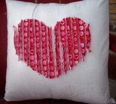 holiday, quilt, heart, valentine day, valentin pillow, cushion, valentine ideas, christma, diy pillows