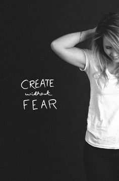 Create Without Fear  |  The Fresh Exchange