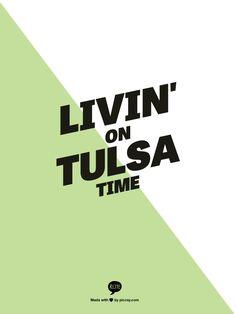 Tulsa print