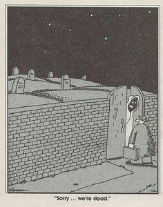 The Far Side by Gary Larson