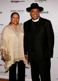 Rev. Run and Justine Simmons