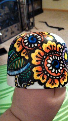 Glass paint Ceramic paint