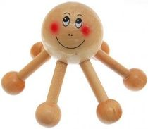 WOODEN MASSAGERS - ANTI CELLULITE EFFECT OCTOPUS $11.99