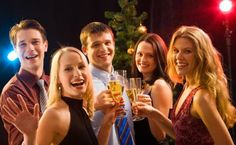 Tips to Survive the office holiday party. A must read!