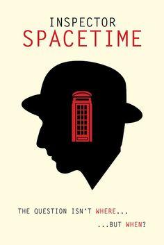 Inspector Spacetime - Community