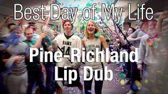 high school, lip dub, thing jen