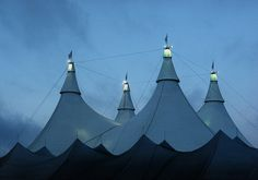 More circus tents