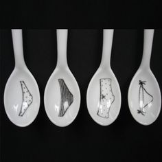 Esther Horchner, tea spoon