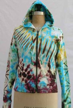 Making Art: Tie-Dye Designs, Patterns, Colors