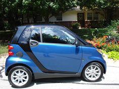 Cars - Smart - Blue