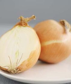 Deodorize your basement by cutting an onion in half, place it on a plate, and leave it in the basement overnight. Once the initial salad-bar aroma dissipates, you'll have fresh (non-oniony) air. Like magic!