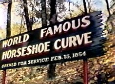 World Famous Horseshoe Curve