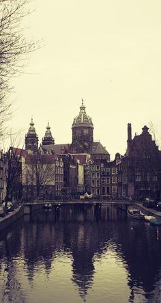 Amsterdam. #greetingsfromnl