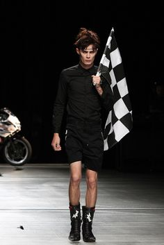 HEADL_INER  2012 Spring Summer  #fashion #menswear