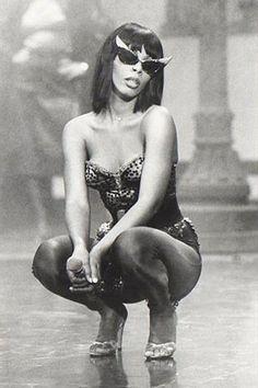 Donna Summer. Hot stuff.