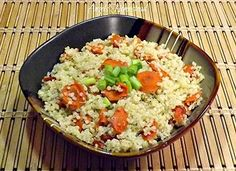 Angels Homestead: Quinoa with Cider-Glazed Carrots