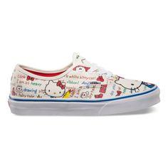 Hello Kitty Authentic | Shop Vans x Hello Kitty at Vans