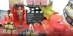 Mesa dulce y movies
