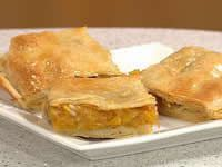 Kolokithopita (Greek Pumpkin Pie)