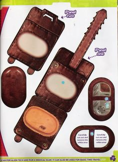 Doctor Who Cosplay and Costuming - Making a Vortex Manipulator