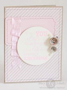 July SFYTT along with great paper & supplies from IHP!