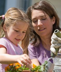 Kid's Gardening - Tips and Advice from Burpee.com