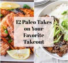 12 Paleo Takes on Yo