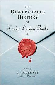 book trailers, franki landaubank, disreput histori, favorit book, book clubs, teen books, book reviews