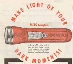 A Primer on Flashlights