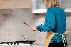 Removing Kitchen Odors | Stretcher.com - How to remove smoke odor from your kitchen