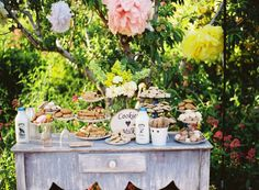 16. table setting 17. sweet eats / savory treats #modcloth #wedding