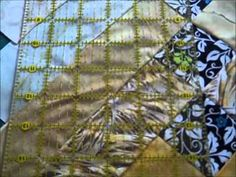 Free Quilt Patterns - French Braid Quilt Pattern Video