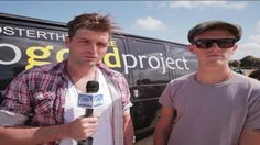 Foster The People's charity: Foster The Future Do Good Project