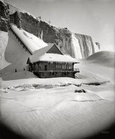 Niagara Falls circa 1900