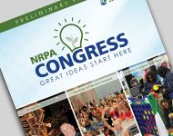 The 2014 NRPA Congress Preliminary Program is a great tool for browsing education session topics and all the other fun activities that will be taking place this year! #NRPACongress