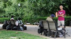 Mental disorders keep thousands of homeless on streets