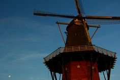 Moinho de vento / windmill by Cesar e Camilla, via Flickr