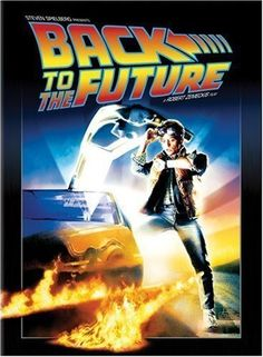 Back to the Future #backtothefuture #movie #poster