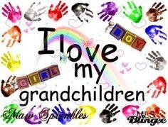 Grandchildren grandbabi xo, grandkid, grand kid, special thought, famili, beauti grandchildren, grandpar fun, quot, grandma