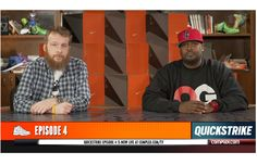 Complex TV's Quickstrike Episode 4 - NBA All Star Sneaker Releases