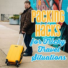 Packing Hacks for Tr