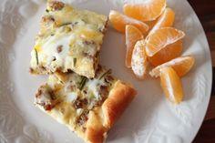 breakfast casserole,Johnsonville blog for a cause