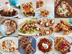 12 Waffle Iron Recipes